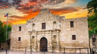 Rebellious Texas and the Alamo