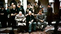 Soviet Push to Berlin and Yalta Power Play