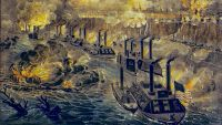 The River War and Confederate Commerce Raiders