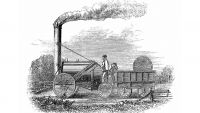 Steam Technology and the First Railways