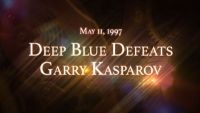 May 11, 1997: Deep Blue Defeats Garry Kasparov