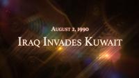 August 2, 1990: Iraq Invades Kuwait