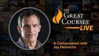 A Conversation with Jay Henricks