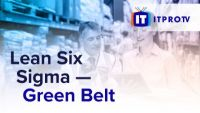 Lean Six Sigma - Green Belt