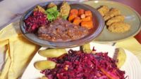 Imperial Germany's Cabbage and Sauerbraten