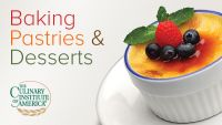 The Everyday Gourmet: Baking Pastries and Desserts