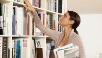 The Library-Shelves Full of Family History