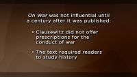 Jomini and Clausewitz through the Ages