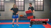 Muay Thai: Kicks and Combos
