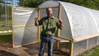 Greenhouse and Hoop House Gardening