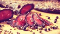 Preserving Food by Dehydrating and Freezing
