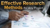 Effective Research Methods for Any Project