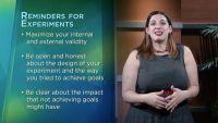 The Value of Quasi Experiments