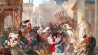 When and Why Did the Roman Empire Fall?