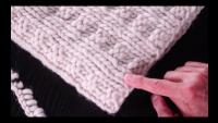 Module 1 - Lesson 13: Waffle Stitch Cowl