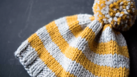 Module 1 - Lesson 16: Striped Hat