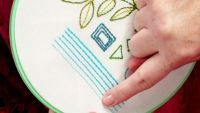 Learn & Practice: Straight & Outline Stitches