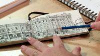 Location Sketching Process