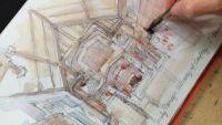 Location Sketching: Interior