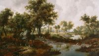Dutch Landscape Painting until 1689