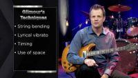 Luna Negra: Soloing like David Gilmour