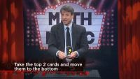 Mathematical Card Tricks