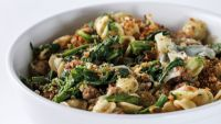 Broccoli Rabe with Orecchiette