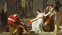 Octavian, Antony, and Cleopatra