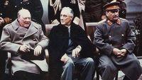 Churchill from Tehran to Yalta