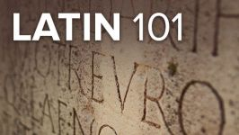 Latin 101: Learning a Classical Language