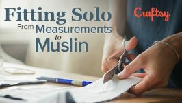 Fitting Solo: From Measurements to Muslin