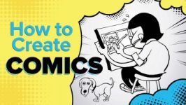 How to Create Comics