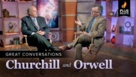 Plus Pilots: Great Conversations: Churchill and Orwell