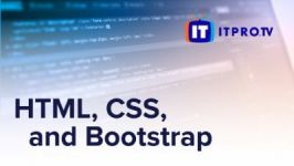 HTML, CSS, and Bootstrap