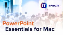 Microsoft PowerPoint Essentials for Mac
