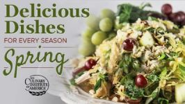 Delicious Dishes for Every Season: Spring