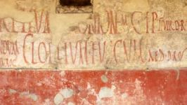 The Ordinary Roman Speaks: Graffiti