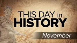 This Day in History: November