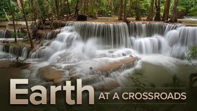 Earth at the Crossroads: Understanding the Ecology of a Changing Planet